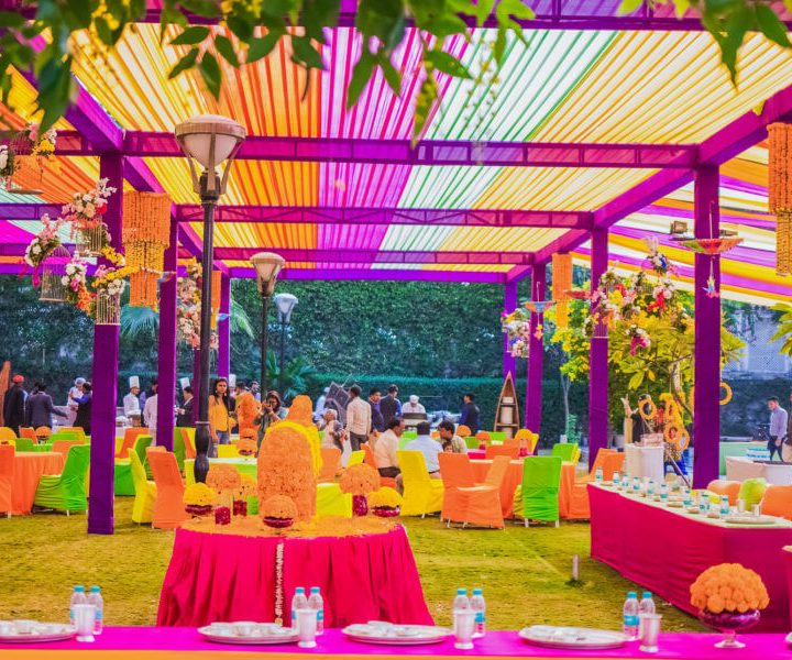Effective Planning Tips For A Perfect Tented Wedding