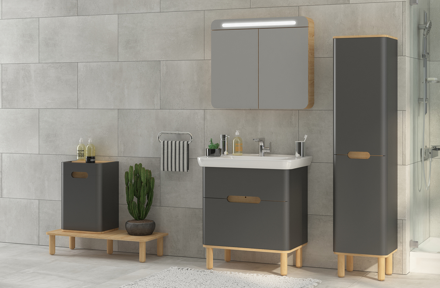 How To Choose The Best Bathroom Furniture In The Uk